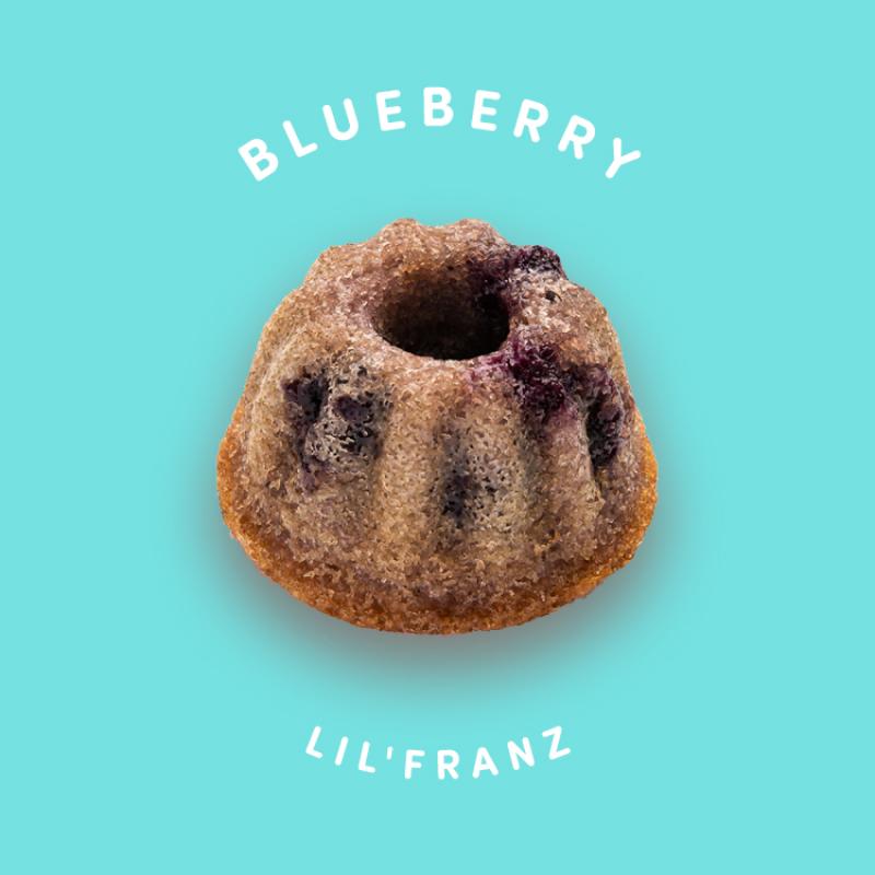 Blueberry Mini Cake